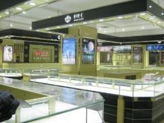 郑州珠宝展柜厂信誉第一