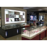 供应钟表展示柜,手表玻璃柜台,长沙钟表展柜设计制作