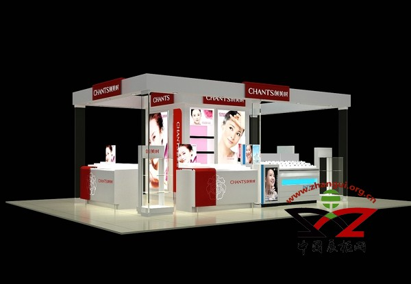 运城化妆品展柜泰达生产用户放心