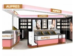 郑州化妆品展柜定做感恩回馈价格低泰达造