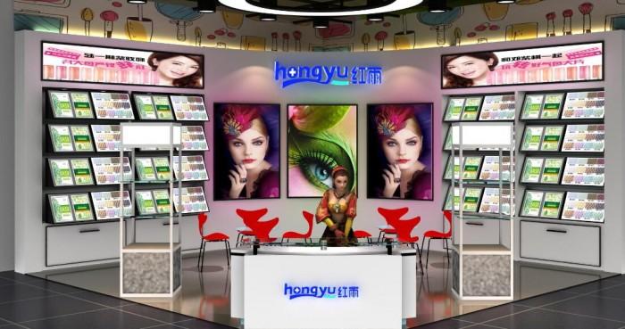三门峡化妆品展柜厂精品厂家到泰达