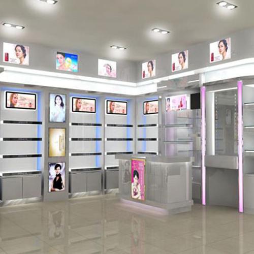 焦作化妆品展柜厂家定做到泰达优惠价格