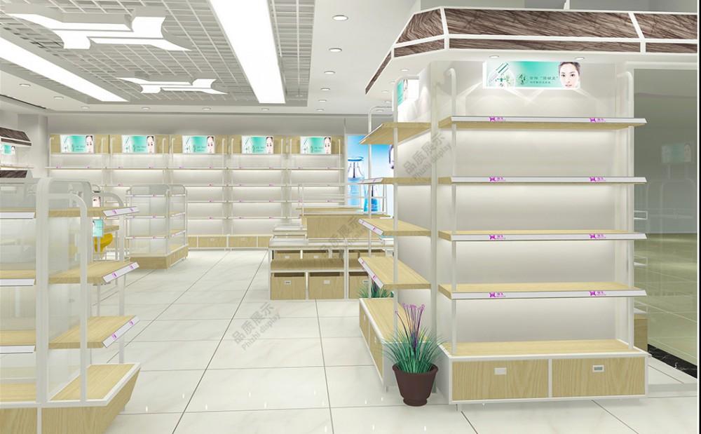 桂林化妆品展柜制作价格是多少泰达定做经济实惠