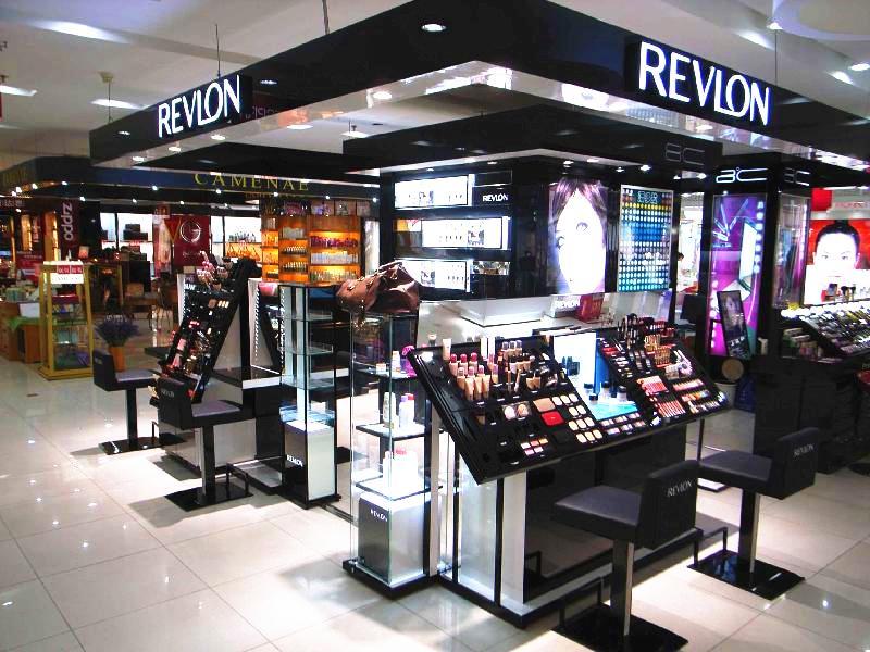 郑州泰达化妆品展柜厂精品制作让您的柜台靓起来