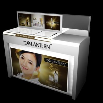 兰亭化妆品展柜