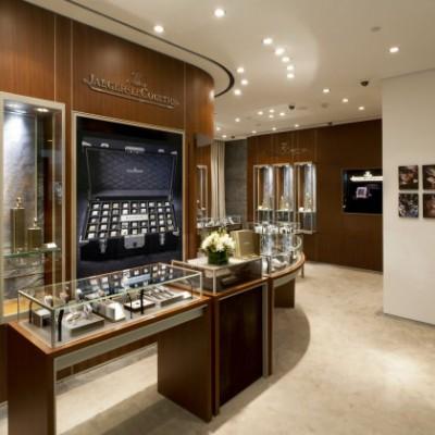 南非钻石展柜