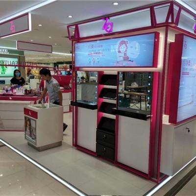 ZA商场化妆展柜